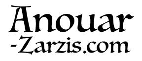 Anouar-Zarzis.com